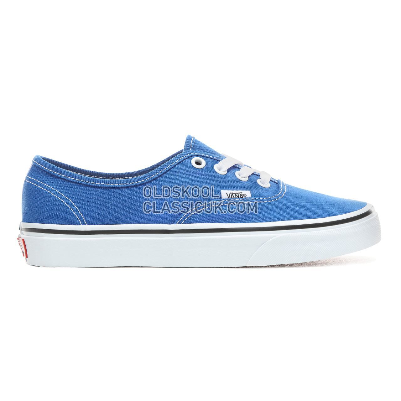 Vans Authentic Sneakers Womens Lapis Blue/True White VN0A38EMVJI Shoes