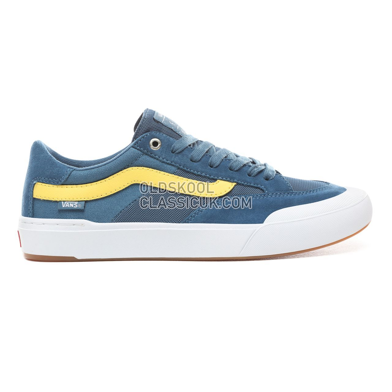 Vans Berle Pro Sneakers Mens Stv Navy VN0A3WKXSN0 Shoes