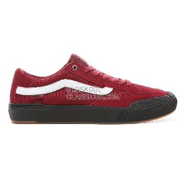 Vans Berle Pro Sneakers Mens Rumba Red VN0A3WKX9D0 Shoes