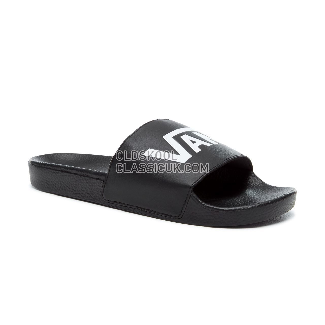 Vans Slide-On Sandals Mens Black VN0004KIIX6 Shoes