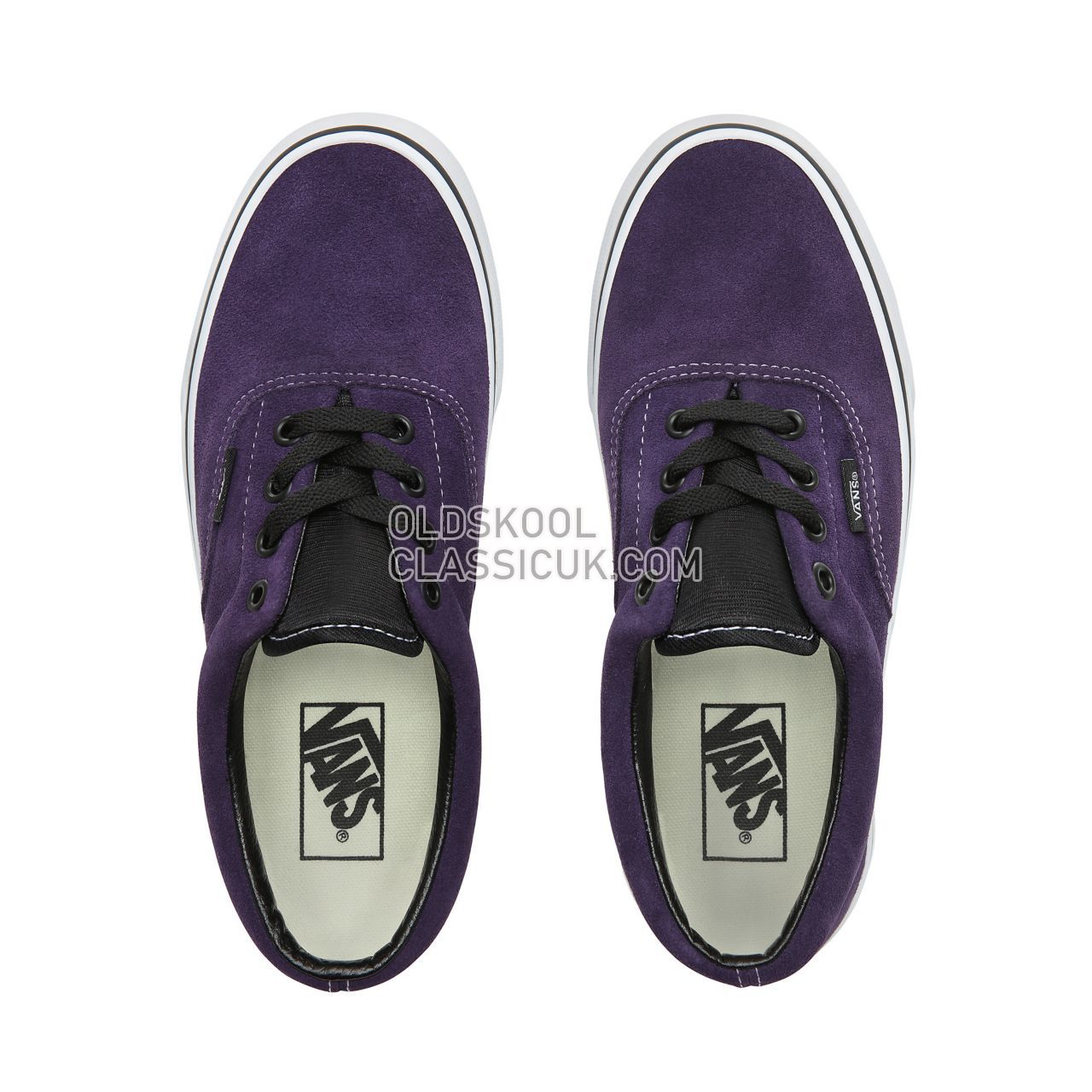 Vans California Native Era Sneakers Womens (California Native) Mysterioso/True White VN0A38FRVOM Shoes